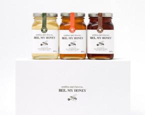 [비마이허니] 천연벌꿀 선물세트 3종