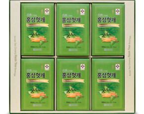 [풍기특산물영농조합법인] 천제명홍삼 홍삼헛개 30포