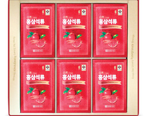 [풍기특산물영농조합법인] 천제명홍삼 홍삼석류 30포