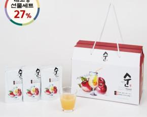[영주마실푸드엔헬스] 사과즙 애플순100%