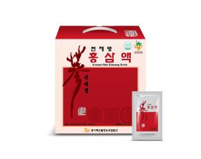 [풍기특산물영농조합법인] 천제명홍삼 홍삼액 80ml*60포