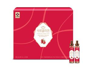 [풍기특산물영농조합법인] 천제명홍삼 석류 콜라겐 20ml x 20병