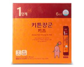 [풍기특산물영농조합법인] 천제명홍삼 키튼장군 키즈 10ml*30포