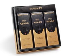 [풍기특산물영농조합법인]  편한흑삼농축액