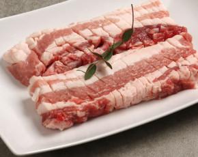 [영주농협]국내산 냉장 돈육 칼집 통삼겹살 200g (간편팩/1인분)