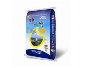 [안정농협] 소백산 초저온 추청쌀/10kg(2019년산)