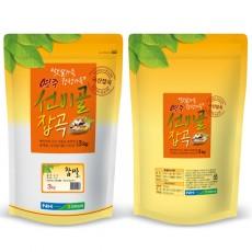 [안정농협] [선비골잡곡2020년산] 영주 찹쌀  3kg/5kg