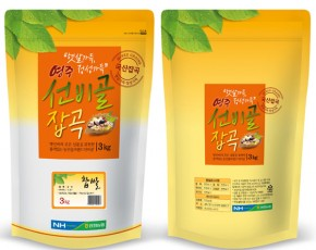 [안정농협] [선비골잡곡2018년산] 영주 찹쌀  3kg/5kg