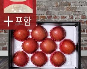 (특가제안) 봉화미담 사과선물세트 4kg 9~10과 제수용