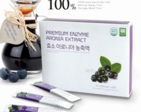 효소아로니아농축액