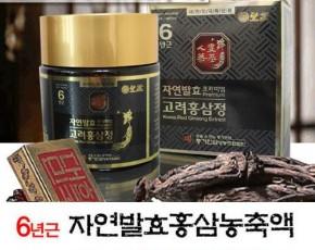 자연발효 고려홍삼정프리미엄(600g)