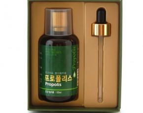 [소백산벌꿀] 국내산 프로폴리스 순수원액100% 용량 100ml