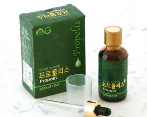[소백산벌꿀] 국내산 프로폴리스 순수원액100% 용량 50ml