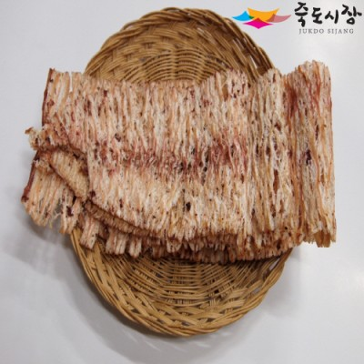 [죽도시장] 오징어 / 국산 오징어 맥반석 구이 500g (8마리-9마리 내외)