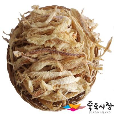 [죽도시장] 황태 / 황태채, 프리미엄급 1Kg (자연건조 제품)