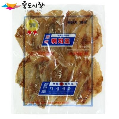 [죽도시장] 삼천포쥐포 / 삼천포 쥐포, 국산 정품 300g (국산 100%)