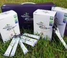 [(주)자연그대로 / 성주골농원] 자연을 담은 유기농 아로니아 스틱형 동결건조 분말 3g*30스틱 3박스