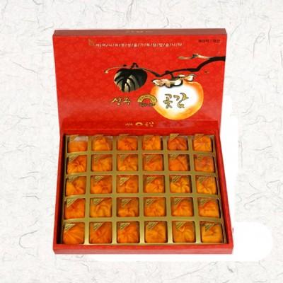 상주곶감 으뜸 1호 반건시(50g-60g) 선물세트