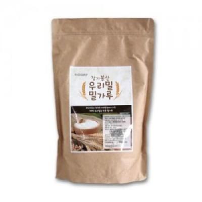 농업회사법인 (주)봉산권역 포항 장기면 우리밀밀가루(1kg)
