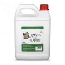 [천연식품] [김명수젓갈] 김명수멸치액젓(바다내음) 5L