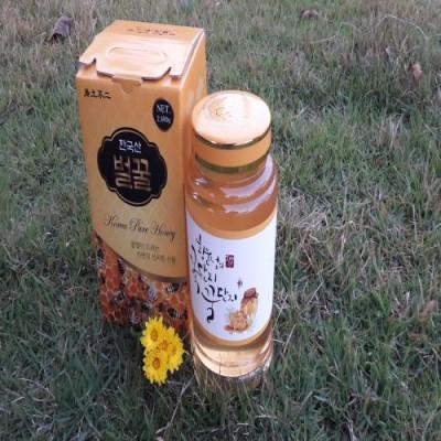 [황문점의꽃단지꿀단지] 아카시아꿀 2.4kg
