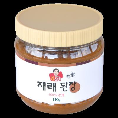 [경상도김실네] 김실네 재래된장 1kg