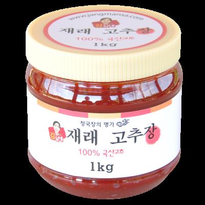 [경상도 김실네] 김실네 재래고추장 1kg