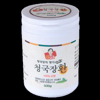 [경상도김실네] 김실네 청국장 환 500g
