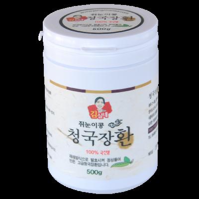 [경상도김실네] 김실네 쥐눈이 청국장 환 500g