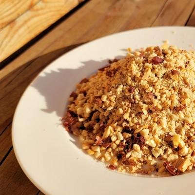 쌀아지매 2020년국내산 당일가공 땅콩분태 볶은땅콩분말 땅콩볶은가루500g/1kg