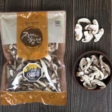 [경성표고버섯농장] [경성표고버섯] 슬라이스100g