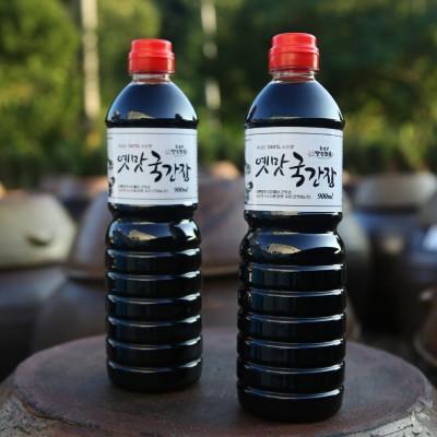 [회룡포 장수진품] 옛맛국간장 900ml