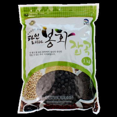 [청량쌀유통영농조합법인] 서리태 1kg