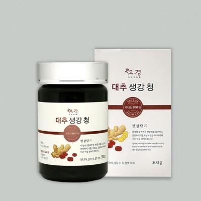 [유경식품] 대추생강청