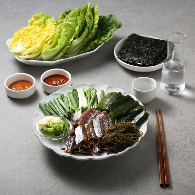 구룡포과메기 야채모듬풀셋트 선물용 [Fresh포장] 꽁치&청어