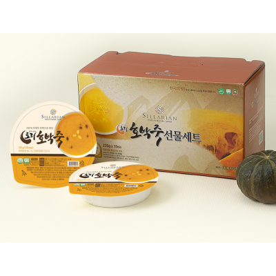 [(주)토리식품] 호박죽 선물세트(10ea)