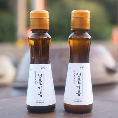 [회룡포 장수진품] 장수생들기름 160ml 2병