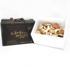 [버섯결] 안동 초가송이버섯 (고급형 선물포장1kg)
