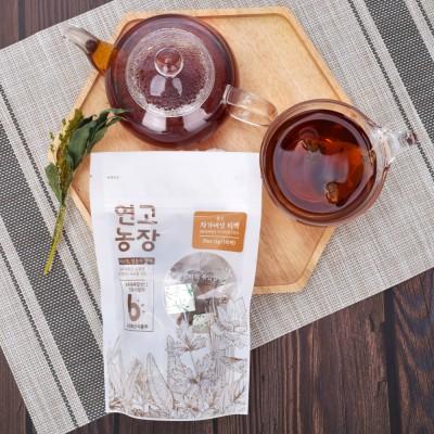 연고농장 볶은 차가버섯 삼각티백 25ea