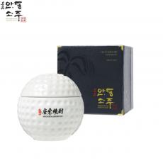 명품안동소주 고급 선물세트 골프시리즈(골프공, 골프채, 골프백) 45도