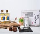 [영덕주조] 영덕 특산주 선물세트(해방주1병,해파랑2병)