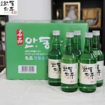 [명품안동소주] 참조은 안동쏘주(16.9도), 끌림(30도)