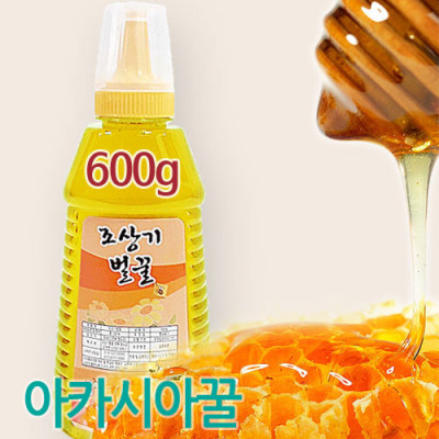 [조상기벌꿀] 아카시아꿀 600g / 아카시아벌꿀