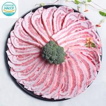 국내산 돼지고기 삼겹살 600g (급속냉동)