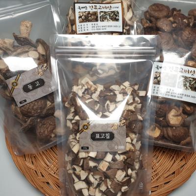 (경북청년농부들) 민서네버섯농장 건슬라이스표고버섯 150g