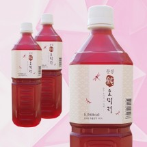 문경 순오미자 1L (오미자추출액 100%, 무설탕)