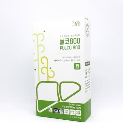 폴코800 (우수한새싹보리 1g x 10ea)