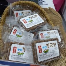 [솔담콩 영농조합법인] 무염청국장