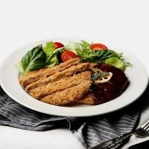 [윤푸드] 이로우니 우리쌀 연근돈까스 650g (130g*5개)