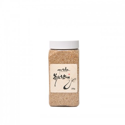 [회룡포참기름] 예천산 볶음 흰깨 250g